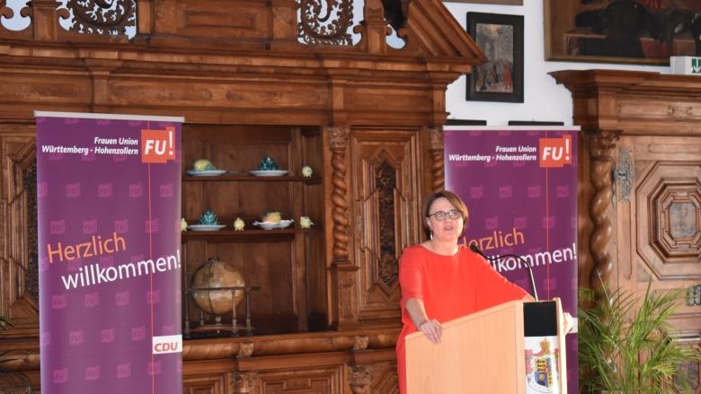 Annette Widmann-Mauz, Staatsministerin bei der Bundeskanzlerin