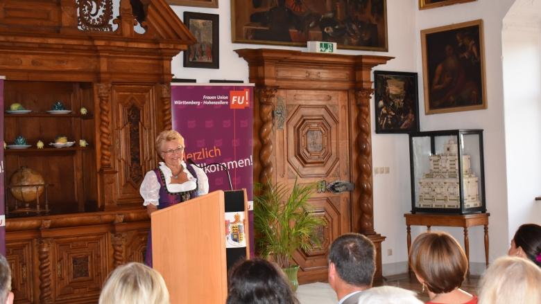 Sofie Weiler, Kreisvorsitzende Frauen Union Kreisverband Ravensburg